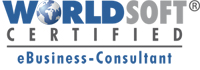 Logo des Worldsoft-eBusiness-Consultant